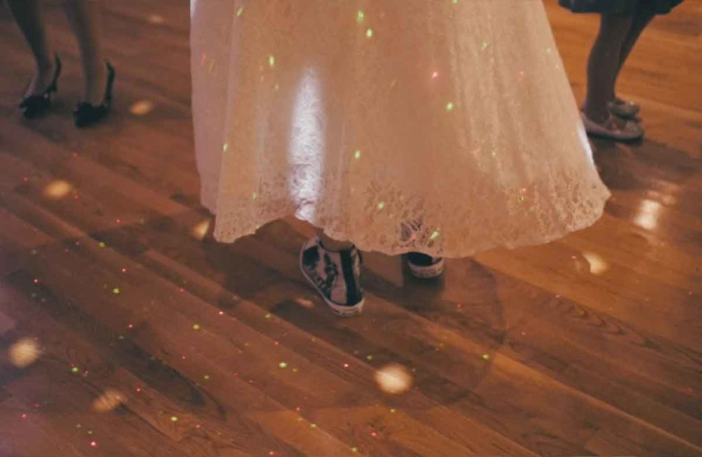 bridesneakers